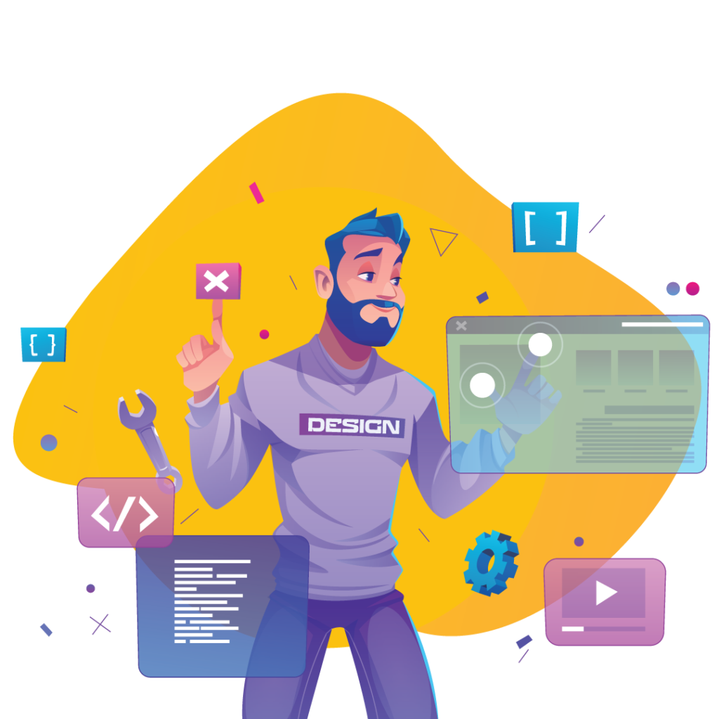 Web-development-Graphic